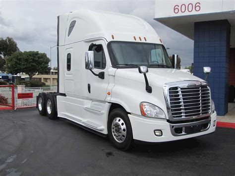 freightliner trucks for sale 2016 freightliner cascadia 125 sleeper truck for sale