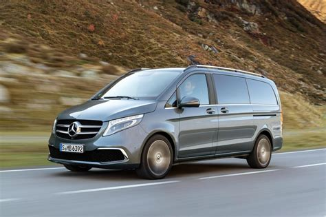 Mercedes V Class Picture by New 2019 Mercedes V Class Facelift Revealed Pictures