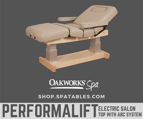 performalift electric salon top  abc spa shop lift
