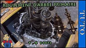 Boite De Vitesse 207 1 4 Hdi : roulement d 39 arbre primaire boite a vitesse 207 206 biper berlingo c3 1 4 hdi de a z partie ~ Nature-et-papiers.com Idées de Décoration