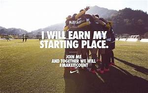 Nike Sports Quotes – For the Athlete in all of us! - Wild ...