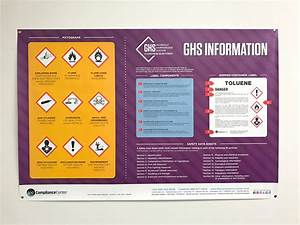 ghs information poster design eric kenyon graphic With ghs information