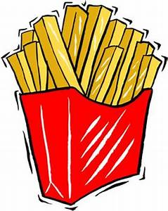 Mcdonalds French Fry Clipart