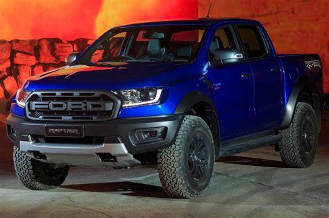 2019 Ford Ranger Raptor global debut 06   Motor Trend