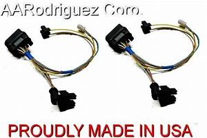 2  New Headlight Wiring Harness 1999