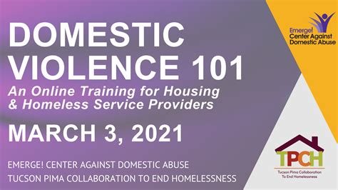 TPCH partners with Emerge! Center Against Domestic Abuse ...
