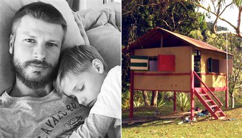 Inspire yourself in Rodrigo Hilbert: Build a wooden house