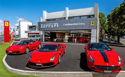 Continental Cars Inaugurates New Showroom In Auckland