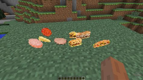 cuisine mod鑞e fast food mod 1 7 10 for minecraft