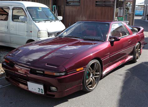 Toyota Supra (a70) 2.5 Twin Turbo R [premium] 1990