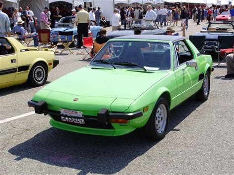 1976 Fiat X19 by 1976 Fiat X1 9 1300 Values Hagerty Valuation Tool 174