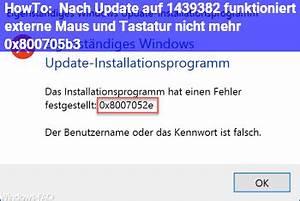 Ebay Auf Rechnung Funktioniert Nicht : nach update auf funktioniert externe maus und ~ Themetempest.com Abrechnung
