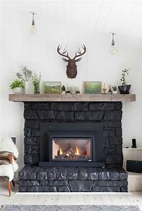 Stone, Fireplace, Ideas, For, Classic, Intimate, Charm