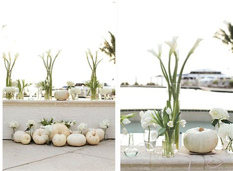 Bring On The White Pumpkins