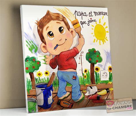 tableau chambre bebe garcon tableau deco chambre de petit garon vente tableaux pour