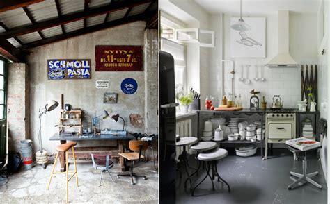 cuisine loft industriel tabouret bar industriel cuisine loft design de maison
