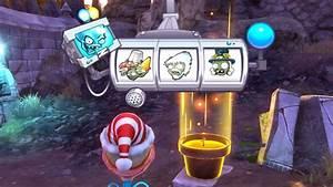 Plants vs Zombies Zomboss Estate Battle - Doom Shroom, Ice ...