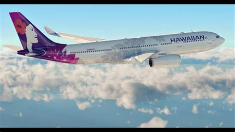 Hawaiian Airlines Unveils New Brand and Livery - YouTube