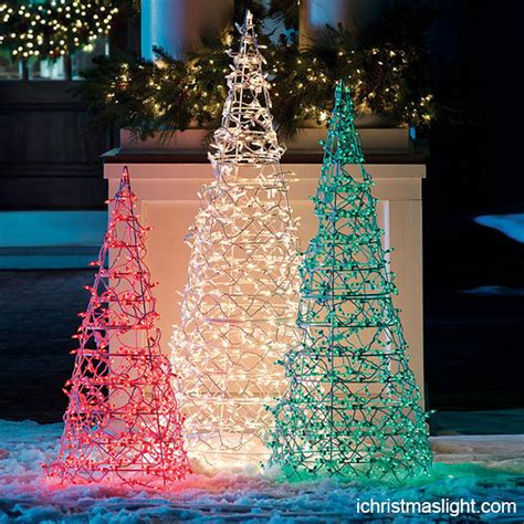commercial christmas trees wholesale commercial decor led light trees ichristmaslight