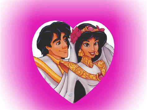 Jasmine And Aladdin Wedding