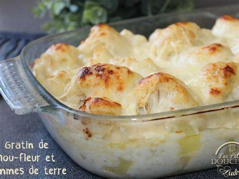 Gratin Chou Fleur Pomme De Terre Thermomix by Recettes De Cook 233 O Et Pomme De Terre