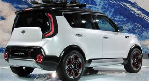 2019 Kia Soul Third Generation  2019 And 2020 New Suv Models