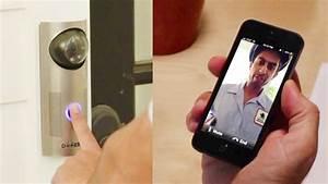 Klingel Mit Kamera Test : doorbot coole klingel mit videokamera b z berlin ~ Pilothousefishingboats.com Haus und Dekorationen