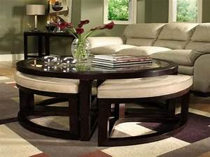 Stylish living room round table sets your dream home for Table sets for living room