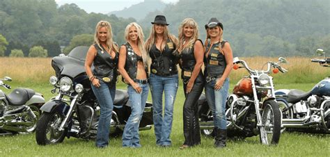 Women Motorcycle Clubs