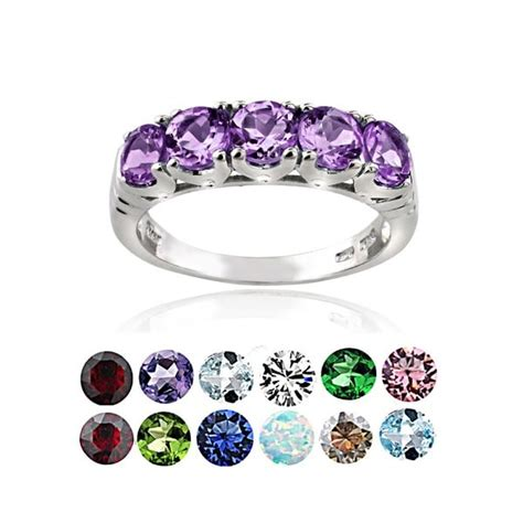 Shop Glitzy Rocks Sterling Silver 5stone Birthstone Ring. Script Engagement Rings. Ring Ceremony Wedding Rings. Heirloom Engagement Rings. Baby Price Rings. Hockey Rings. Man Price Wedding Rings. Iconic Engagement Rings. Twilight Rings