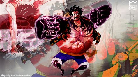 luffy gear  wallpaper atkingwallpaper  kingwallpaper