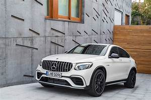 2018 Mercedes AMG GLC 63 And GLC 63 Coup To Take New York