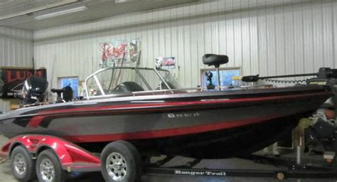Ranger Walleye Boats For Sale by Gary Mahers Ranger Boat For Sale On Walleyes Inc
