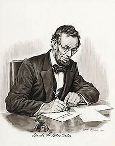 essay on abraham lincoln in english