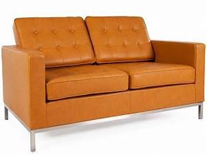 Lounge Möbel 2 Sitzer : lounge knoll 2 sitzer karamell ~ Bigdaddyawards.com Haus und Dekorationen