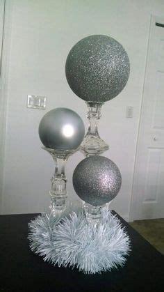 diy dollar tree candlesticks  glued   medium