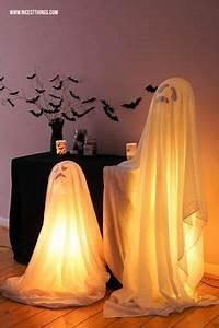 Gruselige Bastelideen Zu Halloween : ber ideen zu halloween ghosts auf pinterest ~ Lizthompson.info Haus und Dekorationen