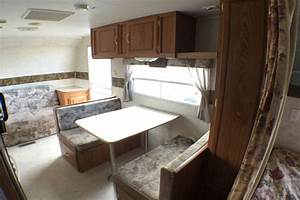 2004 Fleetwood Pioneer Travel Trailer Floor Plans