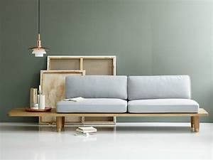 Sofa Danish Design : scandinavian style international elegance plank sofa by dk3 ~ Eleganceandgraceweddings.com Haus und Dekorationen
