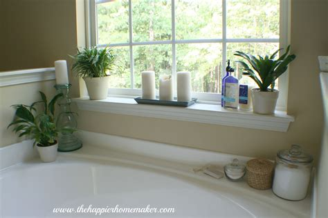 Bathroom Spa Decor by Decorating Around A Bathtub Bathtub Decor Garden Tub