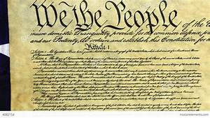 constitution of united states historical document stock With documents hd images