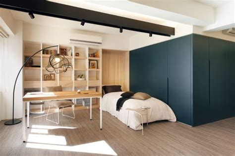 Small And Multifunctional Apartment That Even Has Room For