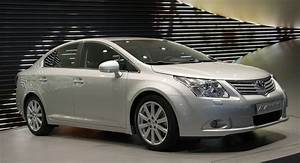 Toyota Avensis 2011 User Guide And Manual