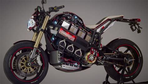 Fascinating Insight As Brammo's Electric Motorcycle Gets