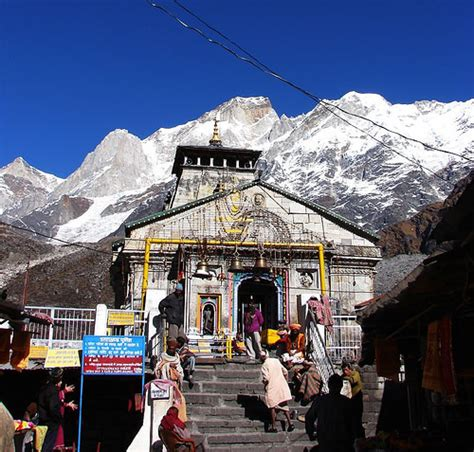 Char Dham Yatra 12 Days Tour At Inr 28,000 By Make My Trip