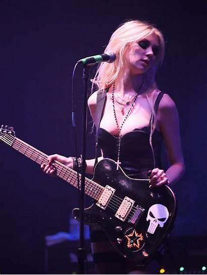 Momsen Reckless Taylor Pretty Metal Heavy Blonde