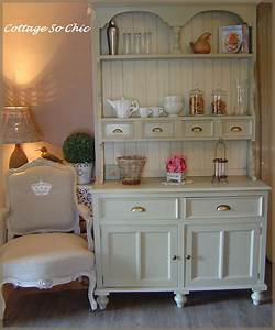 Meuble Style Campagne Chic : buffet campagne so chic cottage so chic ~ Farleysfitness.com Idées de Décoration