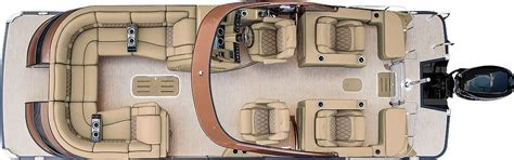 Bennington Pontoon Boats Floor Plans by 2017 Q25 Swingback Windscreen Sport Arch Pontoon Boats