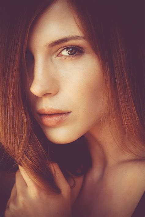 319 Best Images About Red Hair Brown Eyes Community On