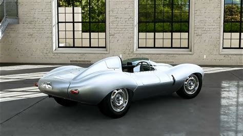 1956 Jaguar D-type Values